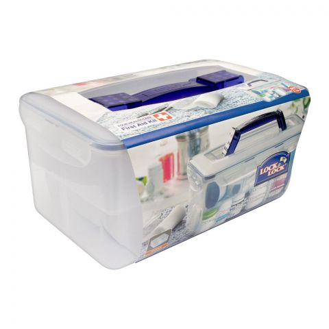 Lock & Lock First Aid Kit Box, 5.0L, LLHPL891