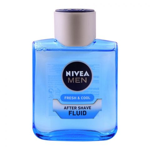 Nivea Fresh & Cool After Shave Fluid, 100ml