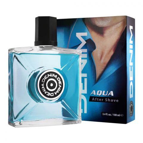 Denim Aqua After Shave, 100ml
