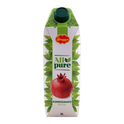 Shezan All Pure Pomegranate Fruit Nectar, 1 Liter