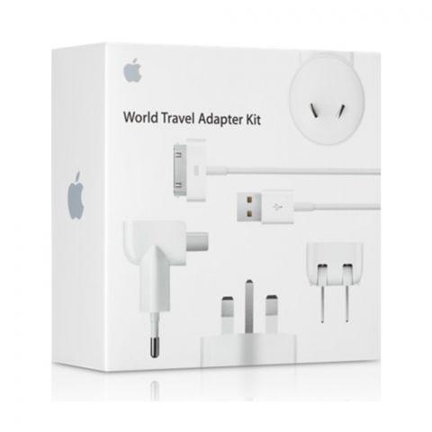 Apple World Travel Adapter Kit, MB974XM