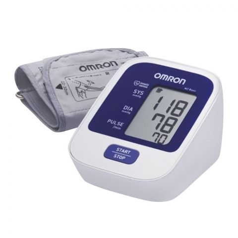 Omron Automatic Upper Arm Blood Pressure Monitor, M2