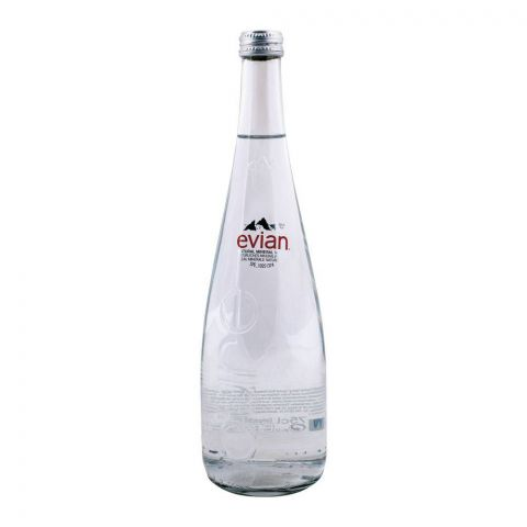 Evian Natural Mineral Water 75cl