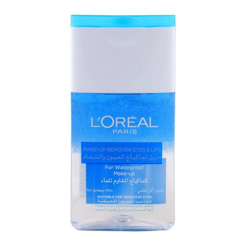 L'Oreal Paris Eyes & Lips Make-Up Remover 125ml