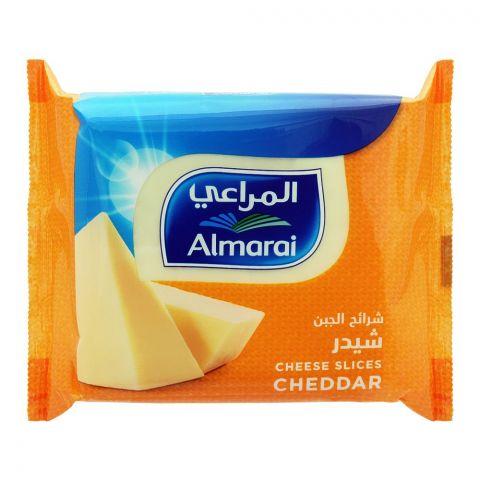 Almarai Cheddar Cheese Slices, 200g