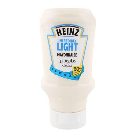 Heinz Mayonnaise Lite 400gm