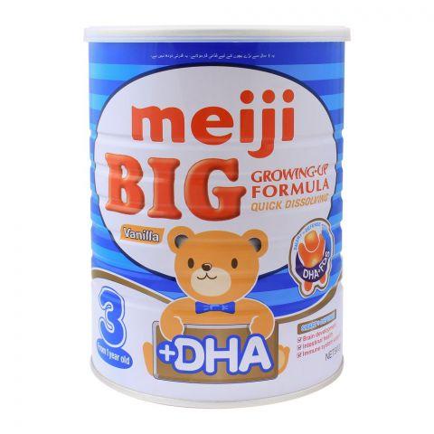 Meiji Big No. 3, Growing-Up Formula, Vanilla, 900g