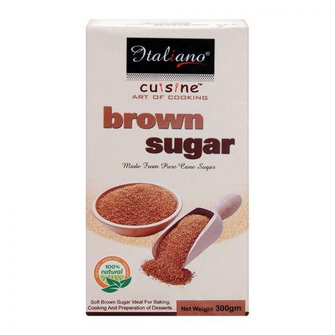 Italiano Brown Sugar, 300g