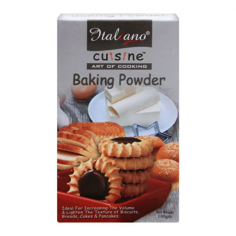 Italiano Baking Powder, 100g