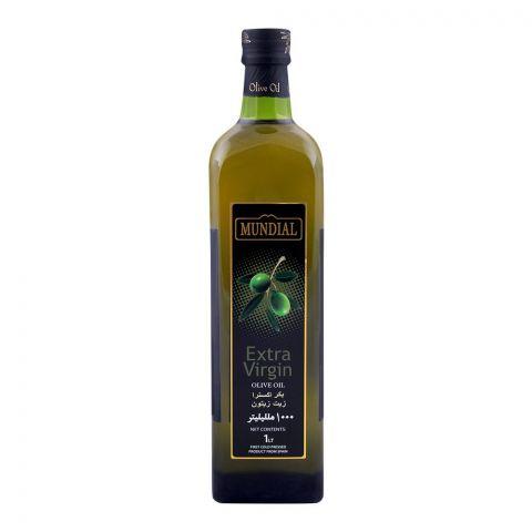 Mundial Extra Virgin Olive Oil 1000ml Bottle
