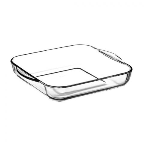 Borcam Ovenware Square Tray, 11x11 Inches, 59024