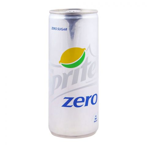 Sprite Zero Can (Local) 250ml