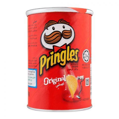 Pringles Potato Crisps, Original Flavor, 42g