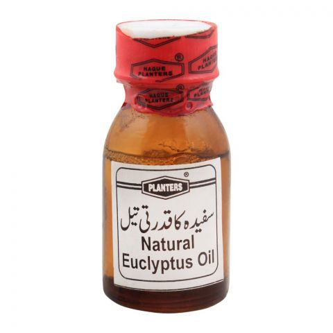 Haque Planters Eucalyptus Oil, 30ml