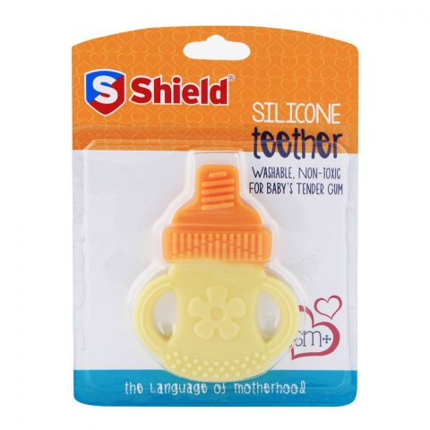 Shield Silicon Teether