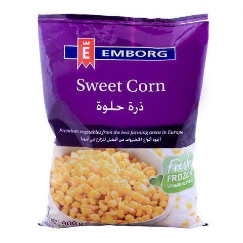 Emborg Frozen Sweet Corn 900g