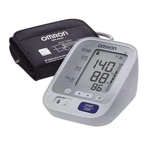 Omron Automatic Upper Arm Blood Pressure Monitor, M3