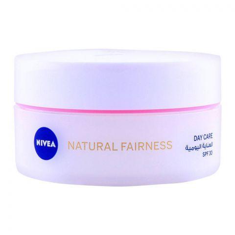 Nivea Natural Fairness Day Care Cream 50ml