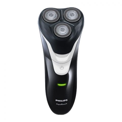 Philips Aquatouch Wet & Dry Electric Shaver AT610
