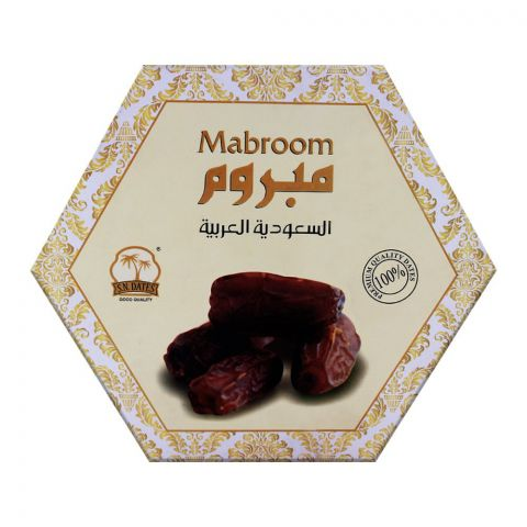 S.N. Mabroom Dates 400g