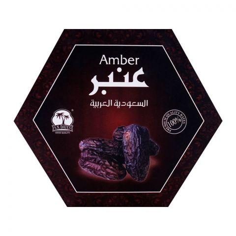S.N. Amber Dates 400g
