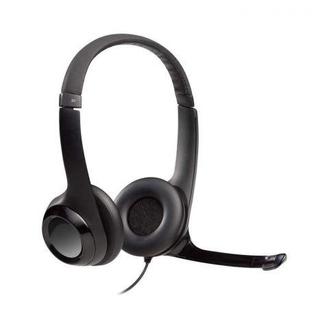 Logitech USB Headest, H390