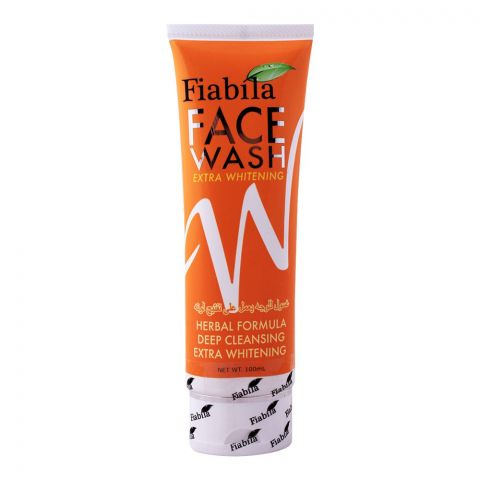 Fiabila Extra Whitening Face Wash