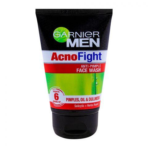 Garnier Men Acno Fight Anti-Pimple Face Wash 100g