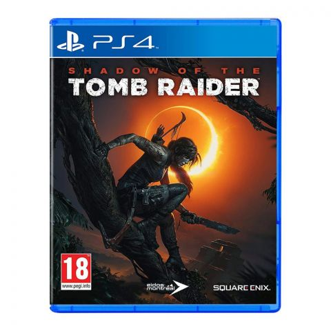 Shadow Of The Tomb Raider - PlayStation 4 (PS4)