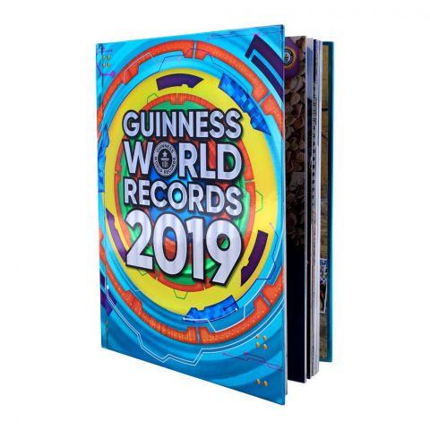 Guinness World Records 2019 Edition