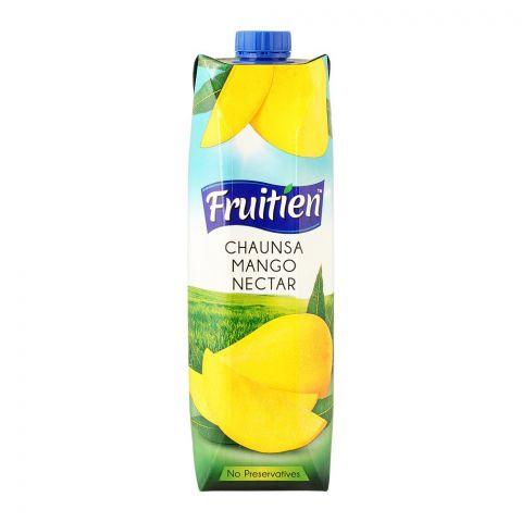 Fruitien Chaunsa Mango Nectar Fruit Drink, 1 Liter