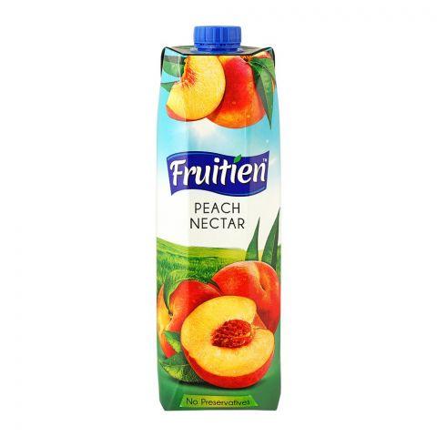 Fruitien Peach Nectar Fruit Drink, 1 Liter