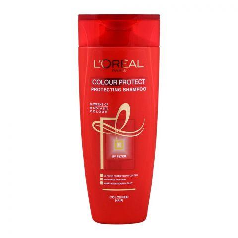 L'Oreal Paris Colour Protect Protecting Shampoo, For Coloured Hair, 175ml