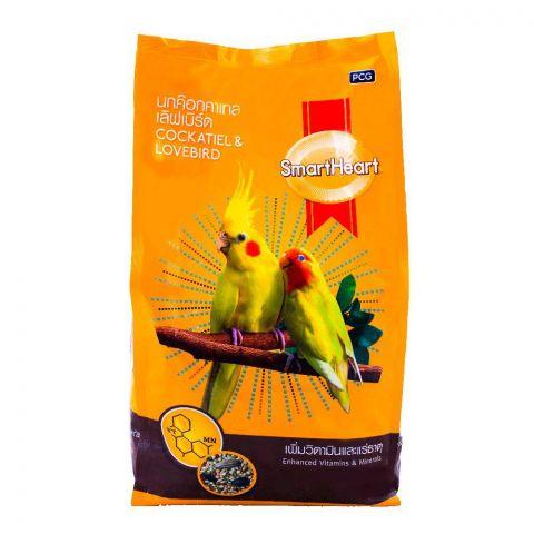 SmartHeart Cockatiel & Lovebird Bird Food 1 KG