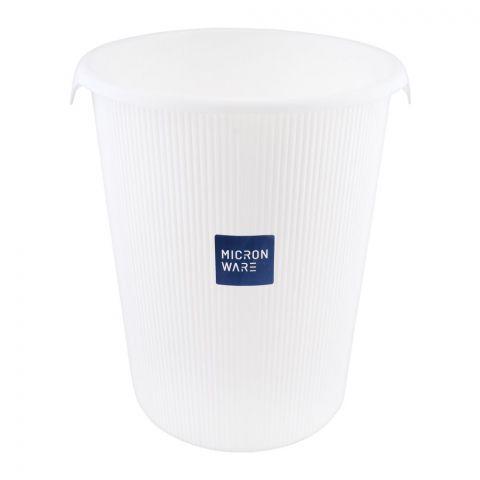 Micronware Trash Bin, J-5642