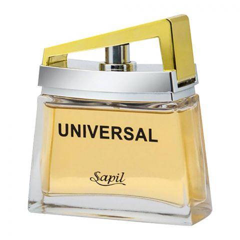 Sapil Universal For Men Eau De Toilette, 100ml