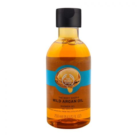 The Body Shop Wild Argan Oil Shower Gel