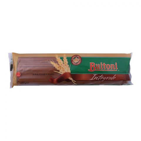 Buitoni Integrale Spaghettini Brown 500g