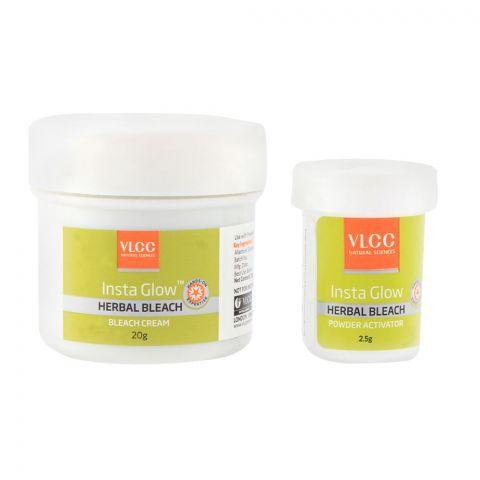 VLCC Natural Sciences Insta Glow Herbal Bleach 27g