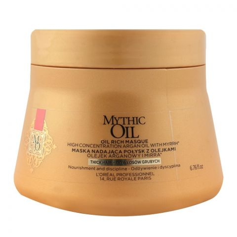 L'Oreal Expert Mythic Oil Masque 200ml