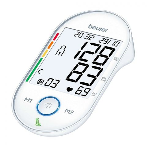 Beurer Upper Arm Blood Pressure Monitor, BM 55