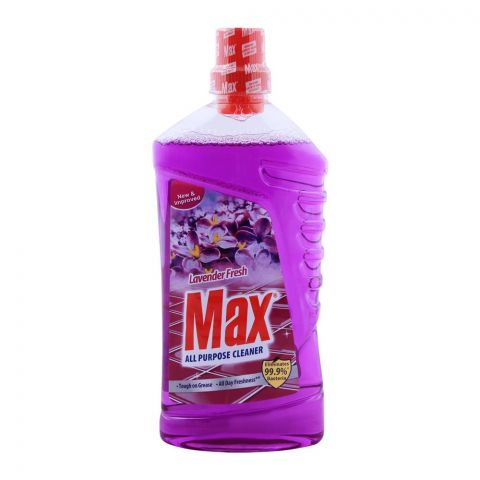 Max All Purpose Cleaner, Lavender, 1 Liter