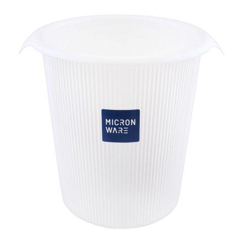 Micronware Trash Bin, J-5641