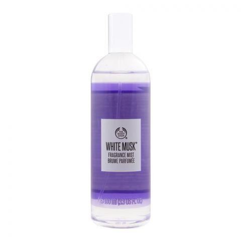 The Body Shop White Musk Fragrance Mist, 100ml