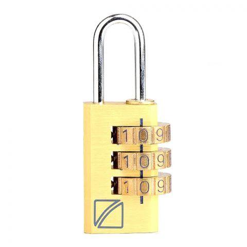 Travel Blue Easy Read Combination Lock, 035