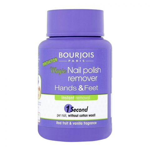 Bourjois Magic Hand & Feet Nail Polish Remover 75ml