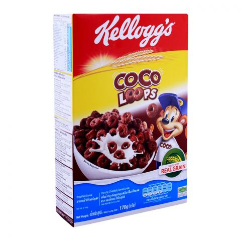Kellogg's Coco Loops Cereal 170g