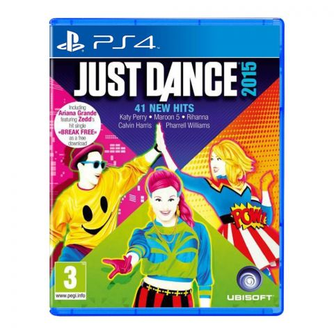 Just Dance 2015 - PlayStation 4 (PS4)