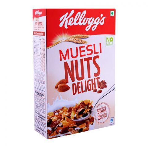 Kellogg's Muesli Nuts Delight 550g