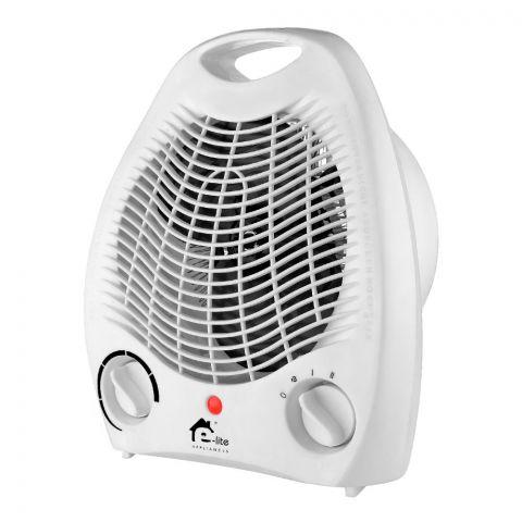 E-Lite 2-In-1 Fan Heater, 2000W, EFH-804